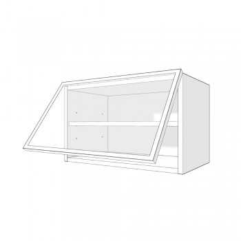 Skříňka horní s výklopem HK Aventos Blum 90 cm