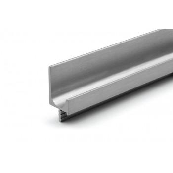 Narážecí úchytový profil-Juvio II 2900mm hliník