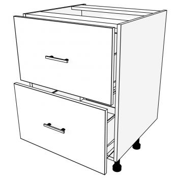 Skříňka spodní s 2 zásuvkami 60 cm