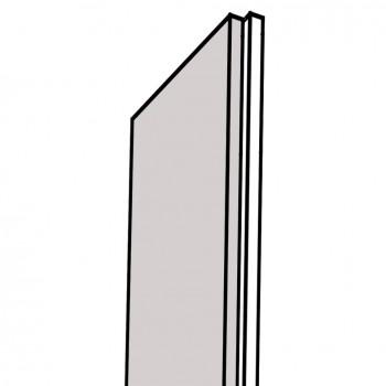 Doměrek a dvířkovina 100x870 mm
