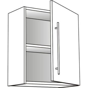 Skříňka horní s dvířky policová 45 cm