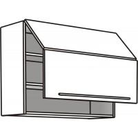 Skříňka horní s lomeným výklopem HF Aventos Blum 60 cm