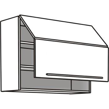 Skříňka horní s lomeným výklopem HF Aventos Blum 100 cm