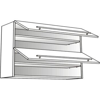 Skříňka horní s výklopem HK Aventos Blum 100 cm