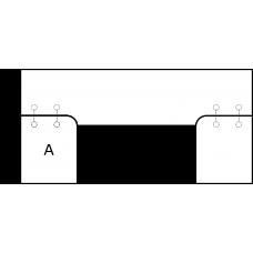 U deska - varianta B - díl A
