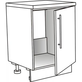 Skříňka spodní pro dřez 60 cm