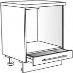 Skříňka spodní pro troubu se zásuvkou ostrůvková 60 cm